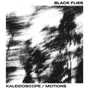 Black Flies Kaleidoscope and Mortions