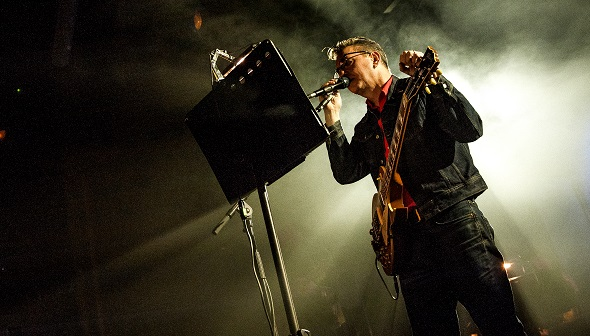 richard hawley by Mike Ainscoe