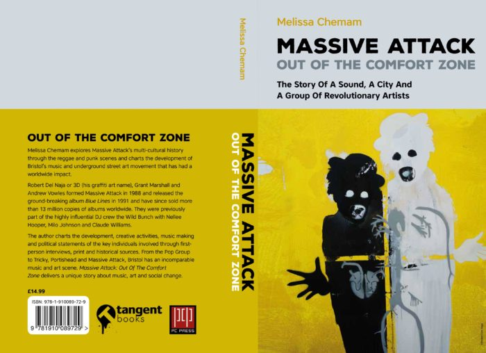 Cover of the Massive Attack book