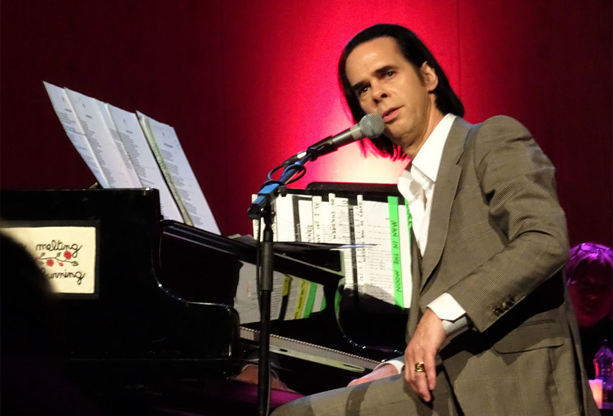 Conversations with Nick Cave – Bridgewater Hall, Manchester