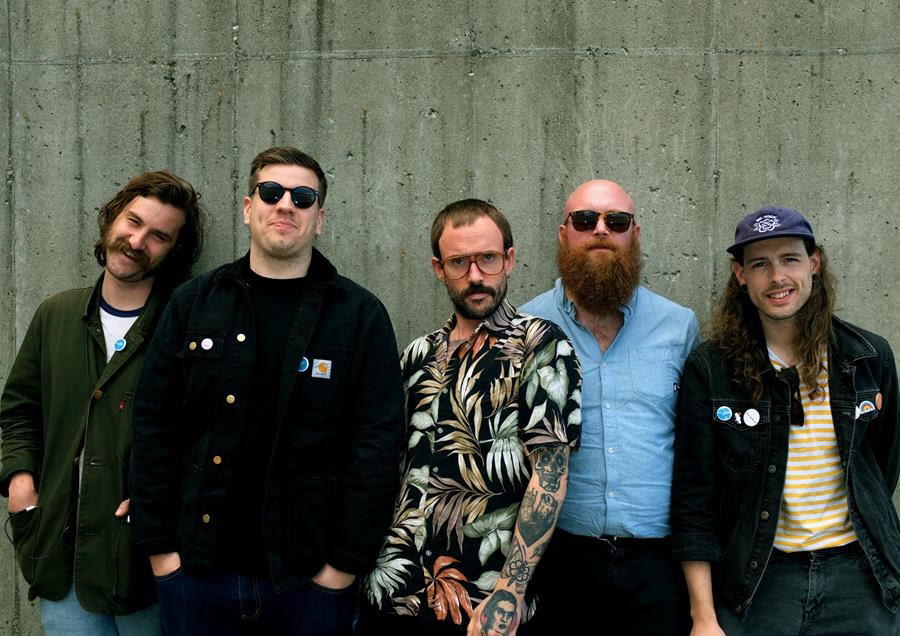 IDLES announce Dec mini tour of big venues