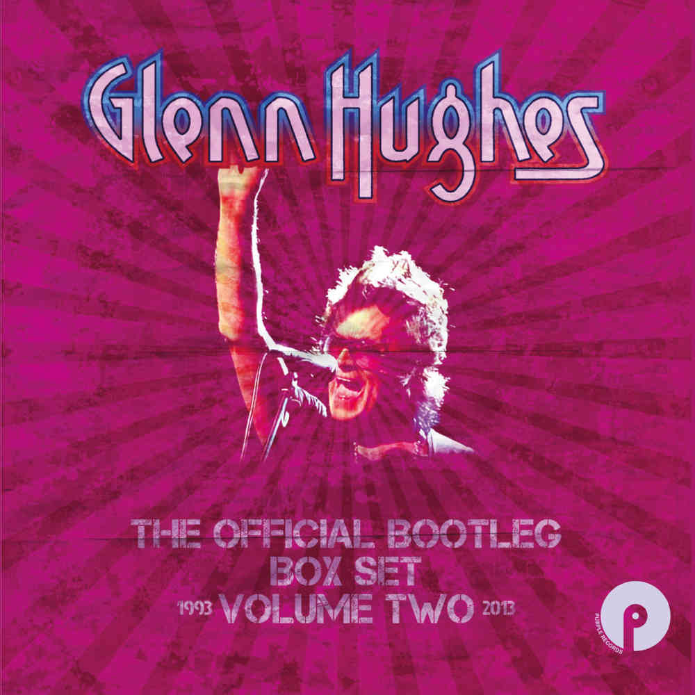 Glenn Hughes: official bootleg box set vol-2 - album-review