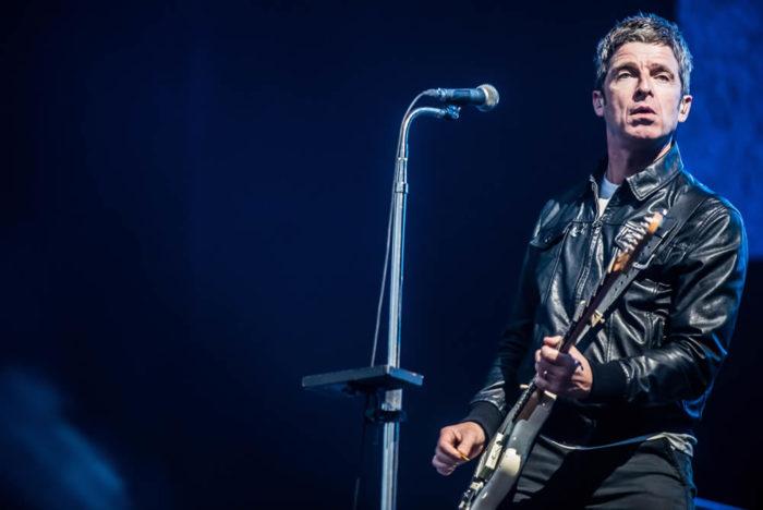 Noel Gallagher's High Flying Birds 2- Heaton Park Manchester - Michael Bond©