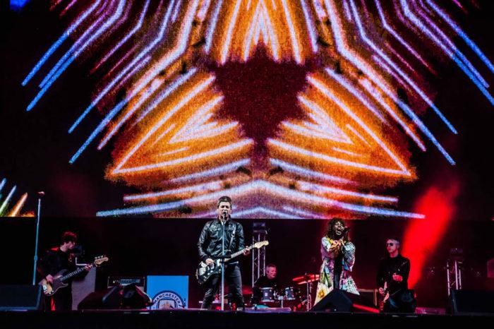 Noel Gallagher's High Flying Birds 3- Heaton Park Manchester - Michael Bond©