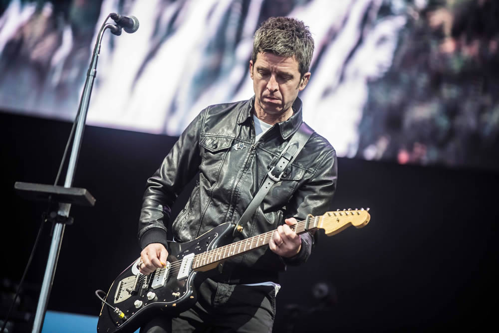 Noel Gallagher's High Flying Birds - Heaton Park Manchester - Michael Bond©