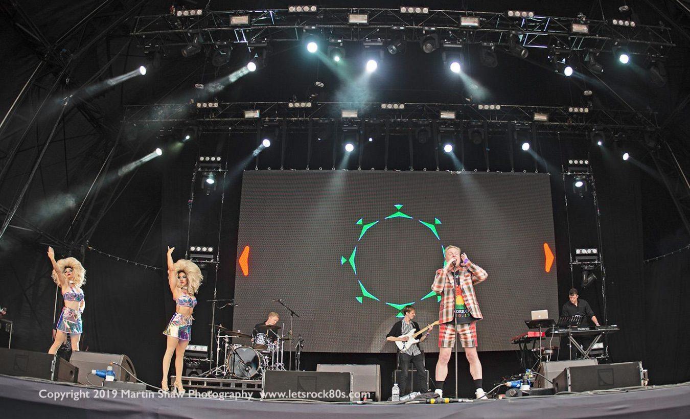 Let's Rock – the Retro Festival: Southampton – Live Review