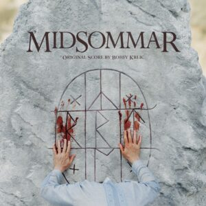 BOBBY KRLIC - Midsommar Original Score - artwork
