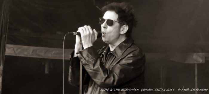 Echo & the Bunnymen - Keith Goldhanger