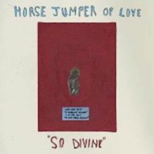Horse Jumper of Love So Divine Album Cover