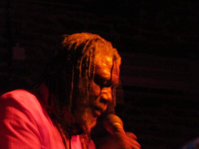 Horace Andy at Fiddlers, Bristol