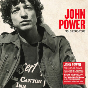 John Power: Solo 2003 - 2008 - box set review