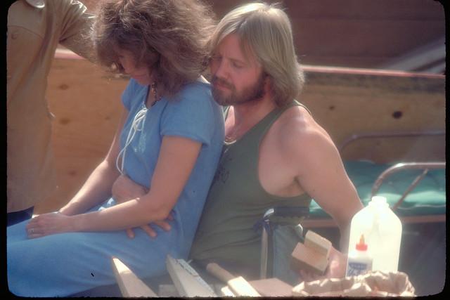 Jon Voight & Jane Fonda