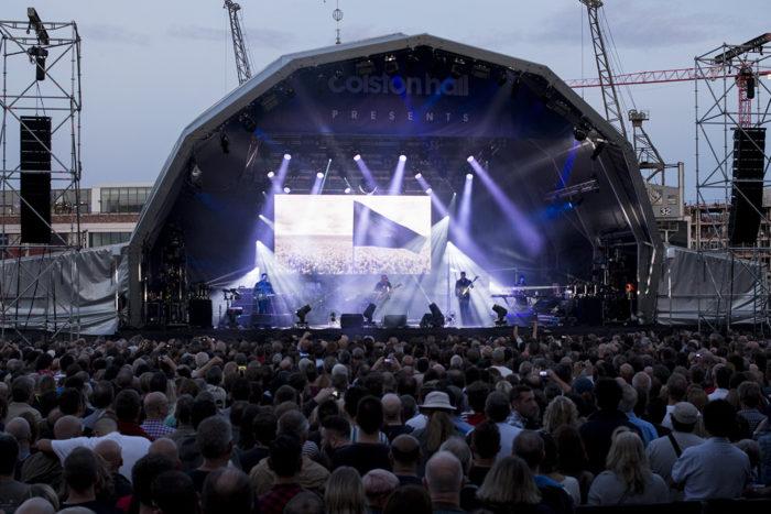 New Order, The Amphitheatre, Bristol