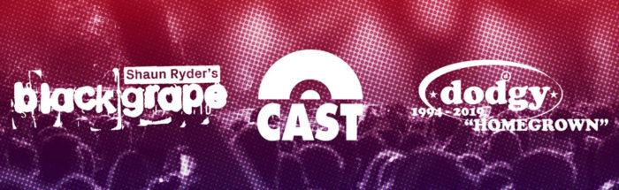 Shaun Ryder - Interview Black Grape, Cast & Dodgy