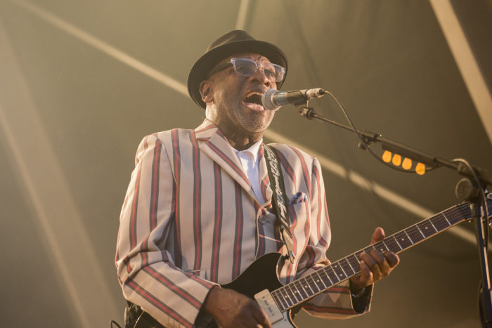 Lynval Golding, The Specials, The Amphitheatre, Bristol