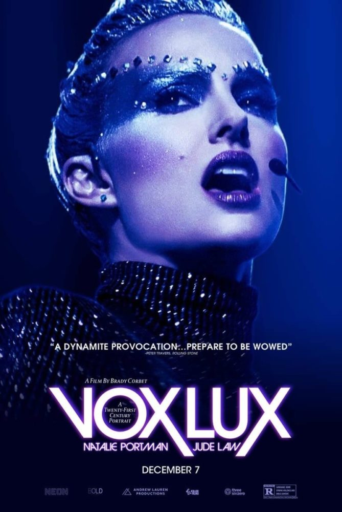 Vox Lux Film Review