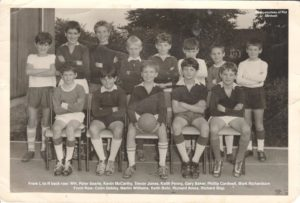 Winterboune C of E FC 1968