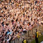 crowd - Tramlines festival