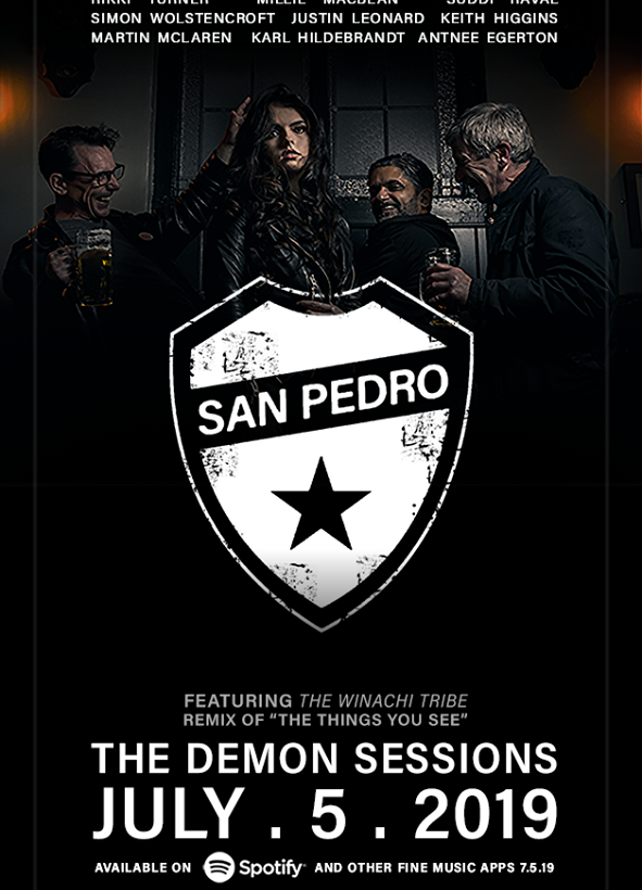 The San Pedro Collective: The Demon Sessions – EP Review