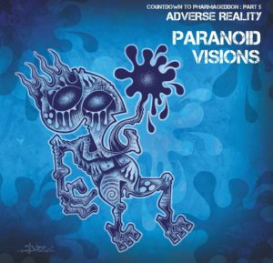 "Paranoid Visions new 10"" EP"