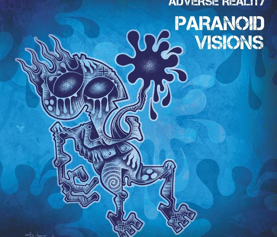 """Paranoid Visions new 10"""" EP"""