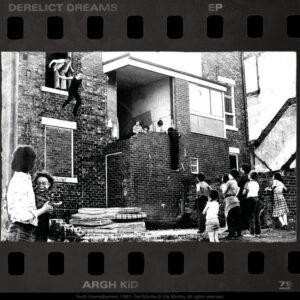 DerelictDreams_EP_Cover Artwork