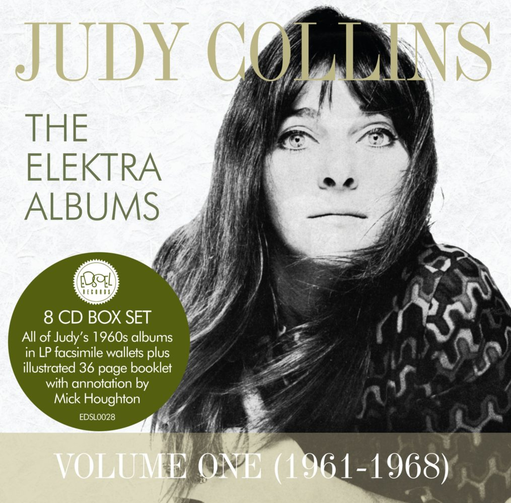 Judy Collins Box Set Cover