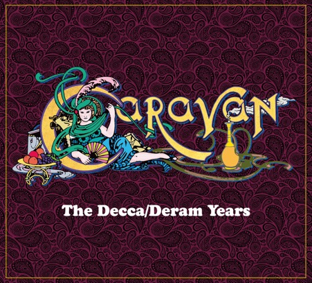 Caravan 1970-1975: The Decca/Deram Years - Review