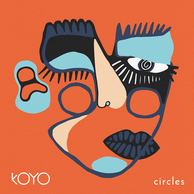KOYO single artwork for Circles