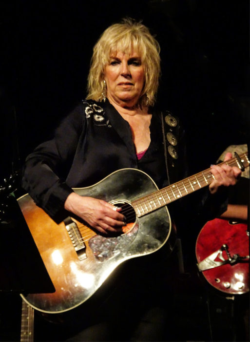 Lucinda Williams 2 photo by Ian Corbridge
