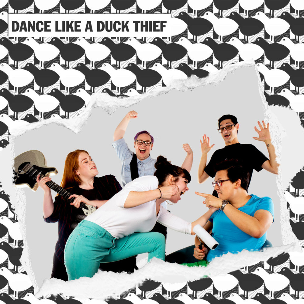 Dance Like A Duck Thief
