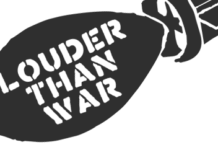 Louder Than War Logo