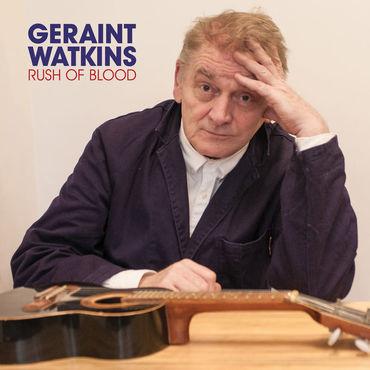 Geraint Watkins Rush Of Blood album cover