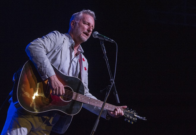 billy bragg at underneath the stars 2019