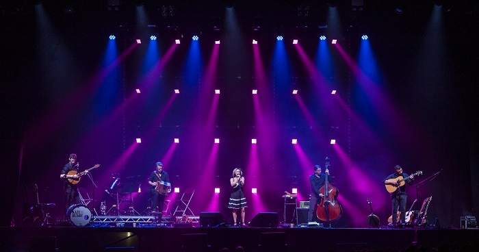 kate rusby at underneath the stars 2019