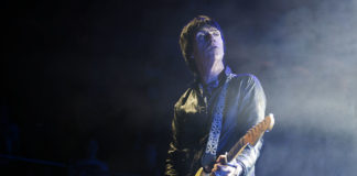 Johnny Marr 5 © Melanie Smith