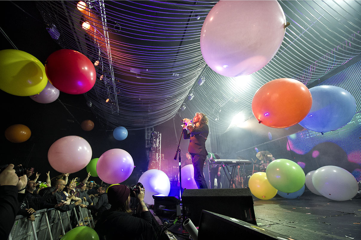 Flaming Lips 1 © Melanie Smith