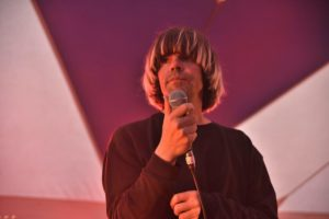 Tim Burgess by Steve Hampson