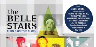 The Belle Stars: Turn Back The Clock - album review
