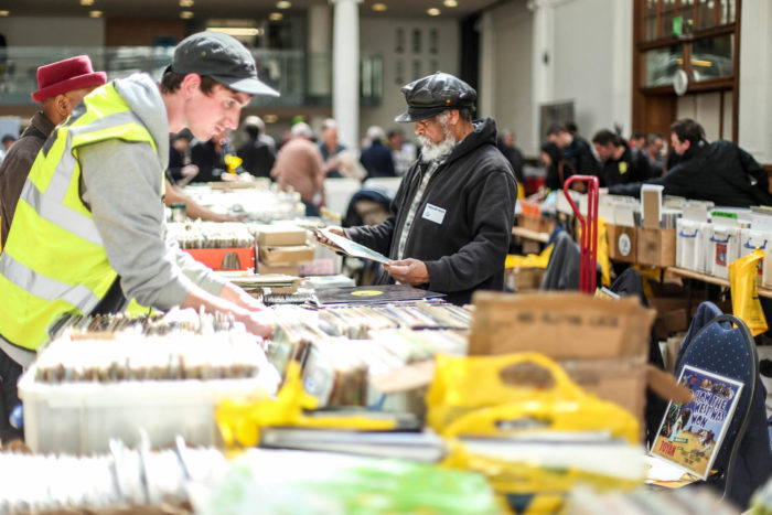 Win a pair of tickets to the London Music Mania Record Fair: