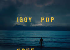 Iggy Pop Free Album Cover