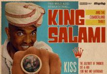 KING SALAMI - KISS MY RING