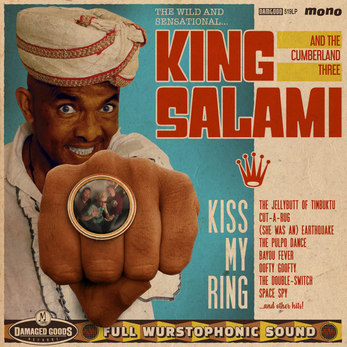 KING SALAMI - KISS MY RING