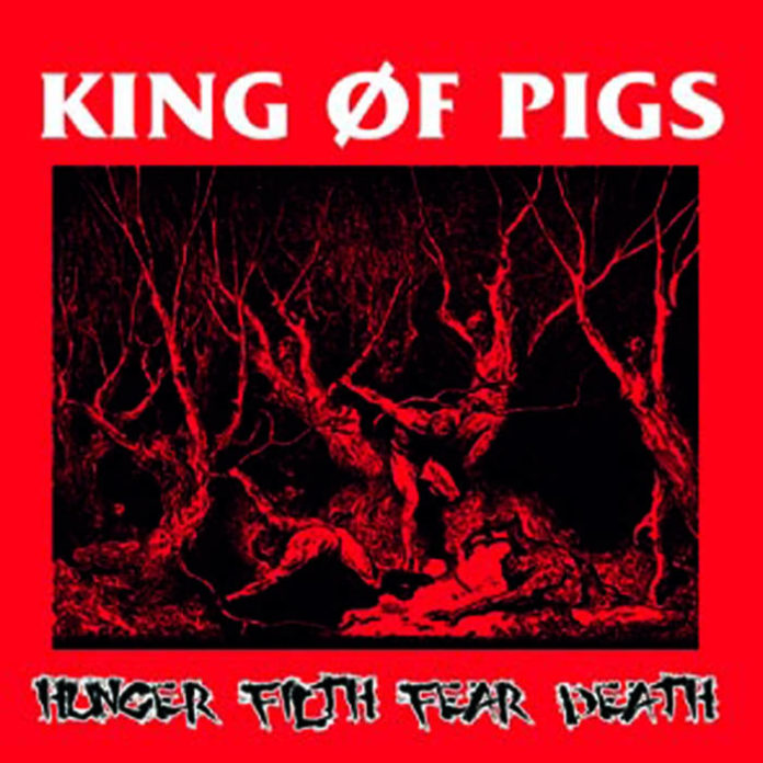 King of Pigs Album cover