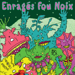 Various Artists – Enrages Fou Noix (Mad Pride Comp) – album review
