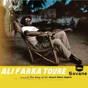 Savane: Ali Farka Touré remastered and issued on vinyl