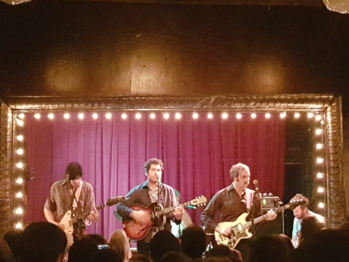 Allah-Las: Union Pool, Brooklyn, NY – live review