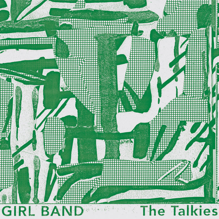 girl band the talkies album cover louder than war