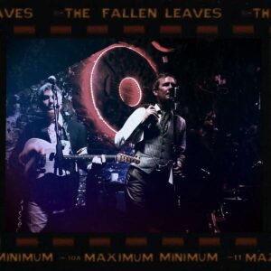 The Fallen Leaves  – Top Ten Influences: A book, a film, a painting, three singles and four Live LP's…