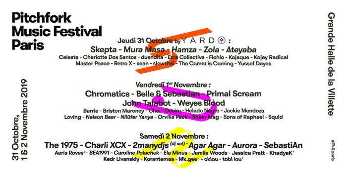 Pitchfork Music Festival Paris – preview